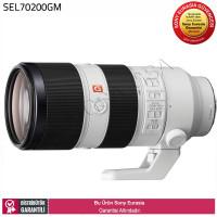 Sony SEL70200GM FE 70-200 MM F2,8 GM OSS Lens