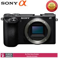 Sony a6500 Premium E-Mount Aynasız Fotoğraf Makinesi (GÖVDE)