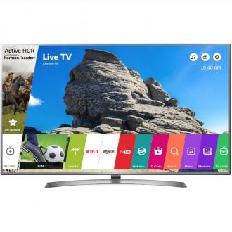 """LG 49UJ701V 49"""" 124 Ekran Smart 4K Ultra HD LED TV"""