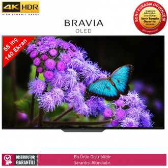 Sony KD55AF8 4K Ultra HD HDR OLED Android TV