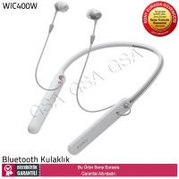 SONY WI-C400W Bluetooth Kablosuz Kulakiçi Kulaklık