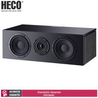 Heco Aurora Center 30 2 yollu bass reflex orta hoparlör Siyah