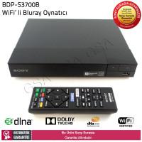 Sony BDP-S3700B Wifi'li Bluray Oynatıcı