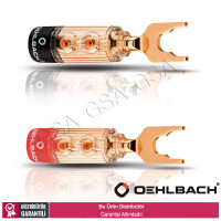 Oehlbach 3033 XXL Fusion Cable lug 4'lü konnektör