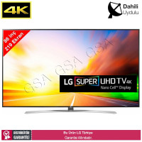 LG 86SJ957V 218 Ekran 4K Super UHD WebOS 3,5 LED TV