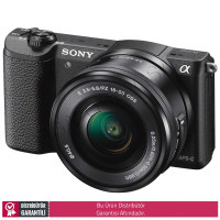 Sony A5100 16-50mm Lensli Aynasız Fotoğraf Makinesi