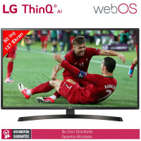 LG 50UK6470 127 Ekran UHD 4K WebOS Yapay Zeka Smart TV