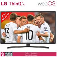 LG 43UK6470 108 Ekran UHD 4K WebOS Yapay Zeka Smart TV