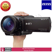 Sony HDR-CX900 AVCHD Full HD Carl Zeiss Vario Sonnar Video Kamera