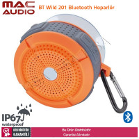 MAC AUDIO BT Wild 201 Su Geçirmez Bluetooth Hoparlör