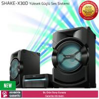 SONY SHAKE-X30D Yüksek Güçlü Ses Sistemi