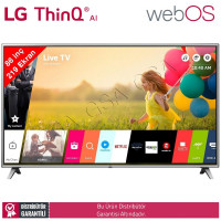 LG 86UK6500 216 Ekran 4K UHD webOS   SMART TV