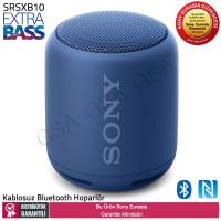 Sony SRS-XB10 Kablosuz NFC Extra Bass Bluetooth Hoparlör