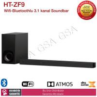 Sony HT-ZF9 Wi-Fi/Bluetoothlu 3.1 kanal Dolby Atmos DTS:X Sound bar