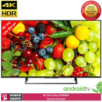 Sony KD49XE8005 124cm 4K Ultra HD Android LED TV