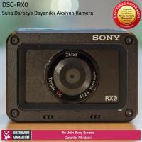 Sony DSC-RX0 Ultra Kompak Suya-Darbeye Dayanıklı Aksiyon Kamera