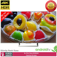 Sony KD55XE8577 140 Ekran 4K HDR Android Smart Led TV