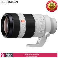 Sony SEL100400GM FE 100-400 mm G Master süper telefoto zum lens