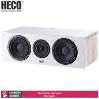 Heco Aurora Center 30 2 yollu bass reflex orta hoparlör beyaz
