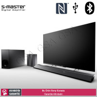 Sony HT-RT3 NFC-Bluetoothlu 600 Watt Sound Bar