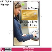 LG 43SM5C 43 inç Full HD Smart Endüstriyel Monitör