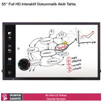 LG 55TC3D 55inç Full HD Interaktif Dokunmatik Akıllı Tahta