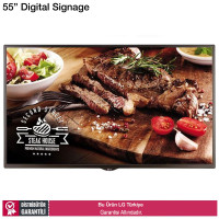 LG 55SE3D 55 inç Full HD Digital Signage Monitör