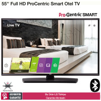LG 55LV761H 140 Ekran Full HD ProCentric Smart Otel TV