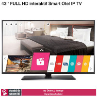 LG 43LX761H 43' FULL HD interaktif Smart Otel IP TV
