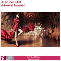 LG 55EV5D 55 inç 400nits Full HD OLED Videowall Monitörü