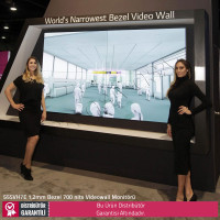 LG 55SVH7E 0,88 mm Bezel 700 nits Full HD WebOS 3.0 Videowall Monitörü