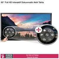 LG 65TC3D 65inç Full HD Interaktif Dokunmatik Akıllı Tahta