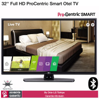 LG 32LY761H 82 Ekran Full HD ProCentric Smart Otel TV