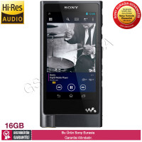 Sony NW-A35B Hi-Res Ses Özellikli Walkman