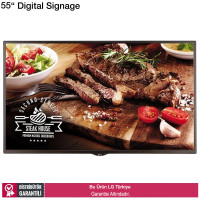 LG 55SE3C Full Hd Led Endüstriyel Monitör