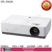 Sony VPL-EX435 3200 lümen XGA Kompakt Projektör