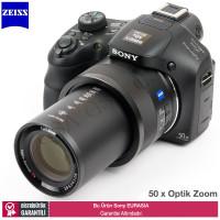 Sony DSC-HX400V 50X Zumlu Fotoğraf Makinesi
