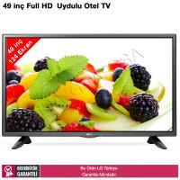 LG 49LV340C Full HD Dahili Uydu Alıcılı Otel TV
