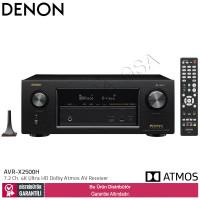 Denon AVR-X2500H 7,2 Kanal Dolby Atmos Bluetoothlu AV Receiver