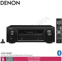 Denon AVR-X540BT 5.2 Kanal 4K Bluetoothlu AV Receiver