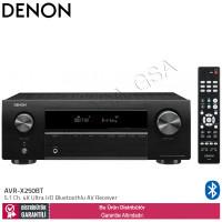 Denon AVR-X250BT 5.1 Kanal 4K Bluetoothlu AV Receiver