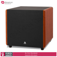 Boston Acoustics ASW250 250 Watt 20cm Aktif Subwoofer
