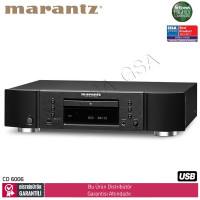 Marantz CD 6006 Siyah USB' li CD Çalar
