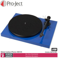 Pro-Ject Debut Carbon Phono USB DC Premafli USB' li Pikap