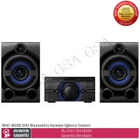 Sony MHC-M20D DVD Bluetoothlu Kareoke Eğlence Sistemi