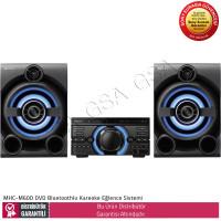 Sony MHC-M60D DVD Bluetoothlu Kareoke Eğlence Sistemi