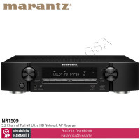 Marantz NR-1509 5.2 Channel Full 4K Ultra HD Network AV Receiver