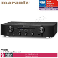 Marantz PM 6006 Entegre Stereo Amplifier