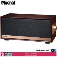 Magnat Prime Classic Mocca Vintage Tasarım Bluetooth Hoparlör