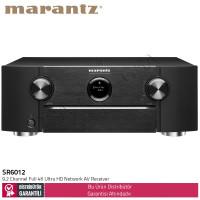 Marantz SR6012 9.2 Channel Full 4K Network AV Receiver